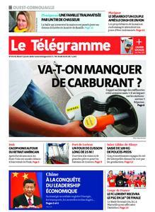 Le Télégramme Ouest Cornouaille – 07 janvier 2020