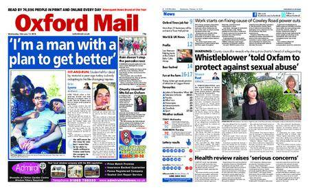 Oxford Mail – February 14, 2018