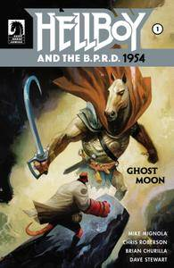 Hellboy and the B P R D - 1954 - Ghost Moon 001 2017 digital Son of Ultron-Empire