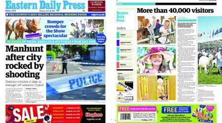 Eastern Daily Press – June 28, 2018