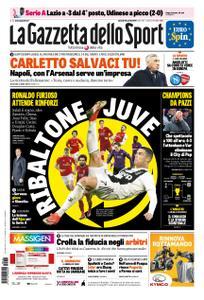 La Gazzetta dello Sport Roma – 18 aprile 2019