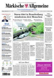 Neue Oranienburger Zeitung - 06. Oktober 2017