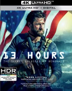 13 Hours The Secret Soldiers of Benghazi / 13 Hours (2016) [4K, Ultra HD]