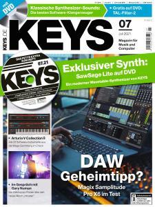 Keys - Juli 2021