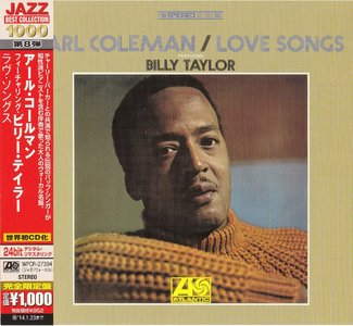 Earl Coleman featuring Billy Taylor - Love Songs (1967) {2013 Japan Jazz Best Collection 1000 Series WPCR-27394}