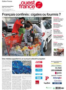 Ouest-France Édition France – 07 avril 2020