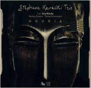 Stephane Kerecki Trio - Houria (2009)
