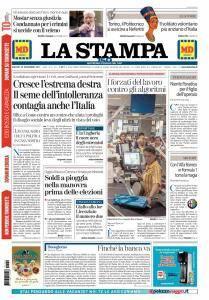 La Stampa Torino Provincia e Canavese - 30 Novembre 2017