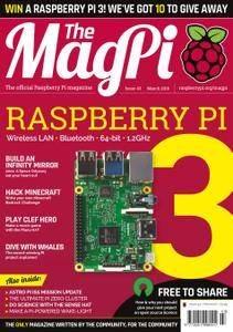 The MagPi Magazine - March 2016