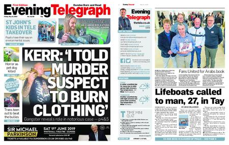 Evening Telegraph First Edition – May 10, 2019