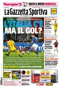 La Gazzetta dello Sport – 18 novembre 2018