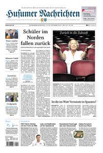 Husumer Nachrichten - 19. Oktober 2019