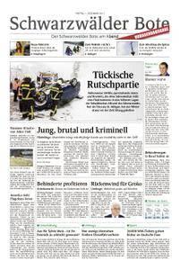 Schwarzwälder Bote Hechingen - 01. Dezember 2017