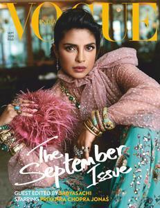 Vogue India - September 2019