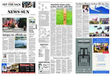 Lake County News-Sun – September 11, 2017