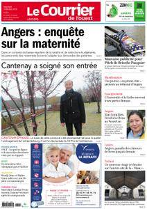 Le Courrier de l'Ouest Angers - 16 février 2018