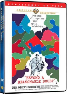 Beyond a Reasonable Doubt (1956) [Remastered] [ReUP 2017]