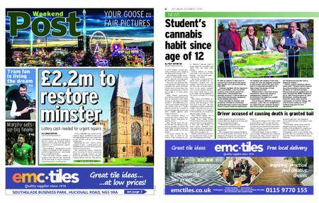 Nottingham Post – October 07, 2017