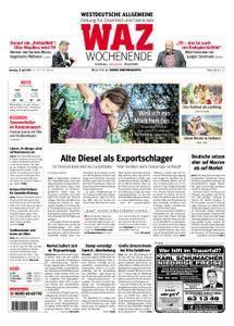 WAZ Westdeutsche Allgemeine Zeitung Oberhausen-Sterkrade - 21. Juli 2018