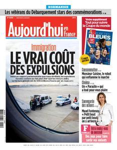 Aujourd'hui en France – 05 juin 2019