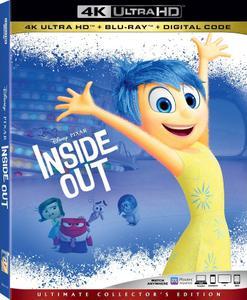 Inside Out (2015) [4K, Ultra HD]