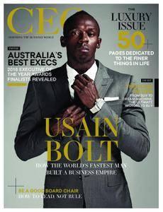 The CEO Magazine Australia & New Zealand – September 2018