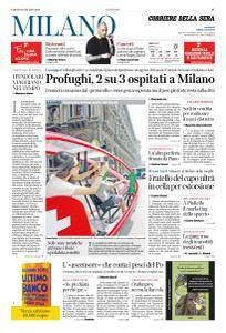Corriere della Sera Milano - 30 Giugno 2018