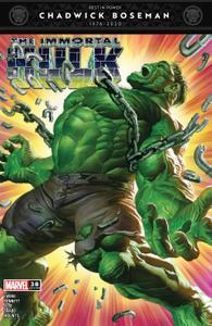 Immortal Hulk 038 2020 GreenGiant