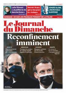 Le Journal du Dimanche - 24 janvier 2021