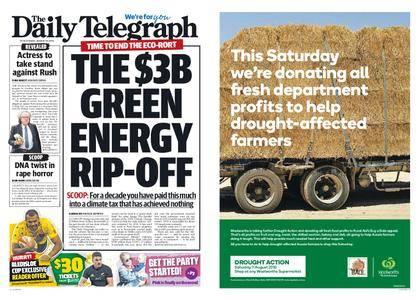 The Daily Telegraph (Sydney) – August 10, 2018