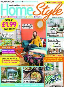 HomeStyle UK – February 2019