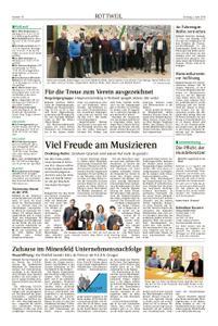 Schwarzwälder Bote Sulz - 02. April 2019