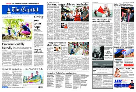 The Capital – August 21, 2019