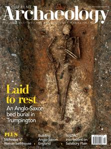 Current Archaeology - Issue 343