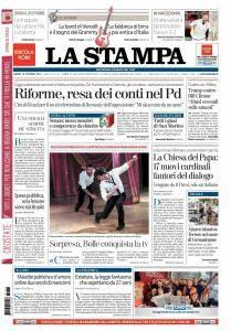 La Stampa - 10 Ottobre 2016
