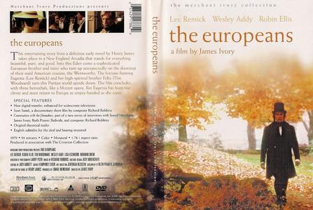 The Europeans (1979) [The Criterion Collection] [OUT OF PRINT]