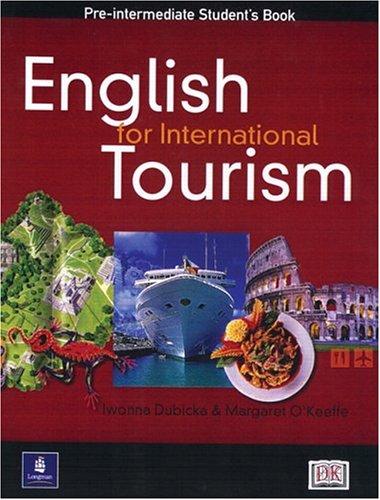 English for International Tourism: Low-Intermediate (Repost)