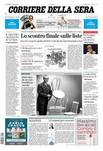 Corriere della Sera - 29 Gennaio 2018