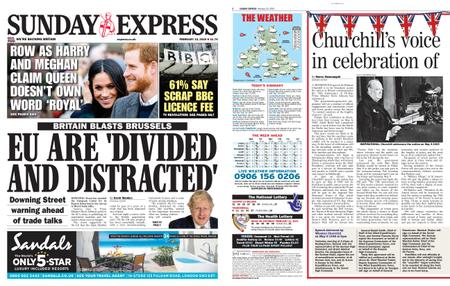 Daily Express – February 23, 2020