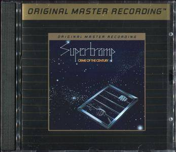 Supertramp - Crime Of The Century (1974) [MFSL UDCD 505]