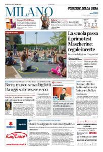 Corriere della Sera Milano – 15 settembre 2020