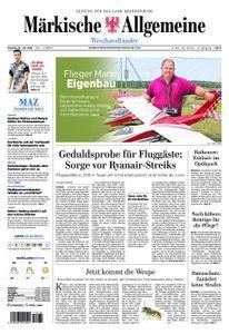 Märkische Allgemeine Westhavelländer - 23. Juli 2018