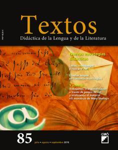 Textos. Didáctica de la Lengua y la Literatura - julio 2019