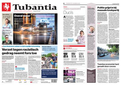 Tubantia - Enschede – 15 juni 2020