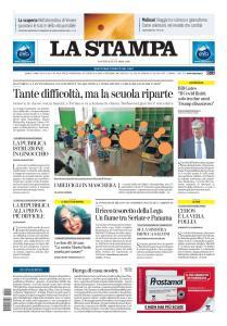 La Stampa Torino Provincia e Canavese - 15 Settembre 2020