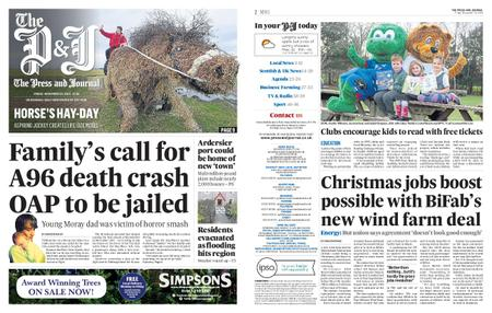 The Press and Journal Highlands and Islands – November 29, 2019