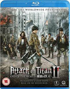 Attack on Titan Part 2 / Shingeki no kyojin endo obu za wârudo (2015)