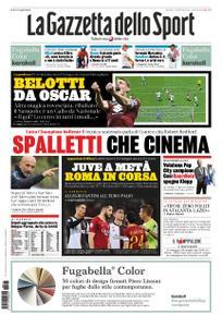 La Gazzetta dello Sport Roma – 13 maggio 2019