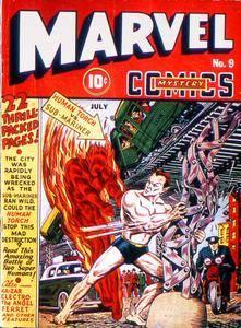 Marvel Mystery Comics v1 09 1940