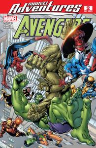 Marvel Adventures The Avengers 002 2006 Digital Shadowcat